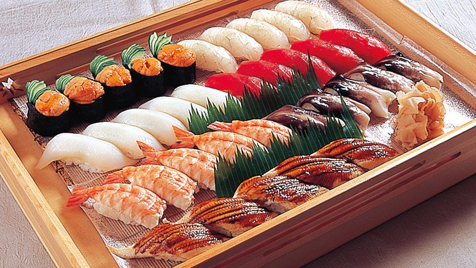 お料理 お寿司
